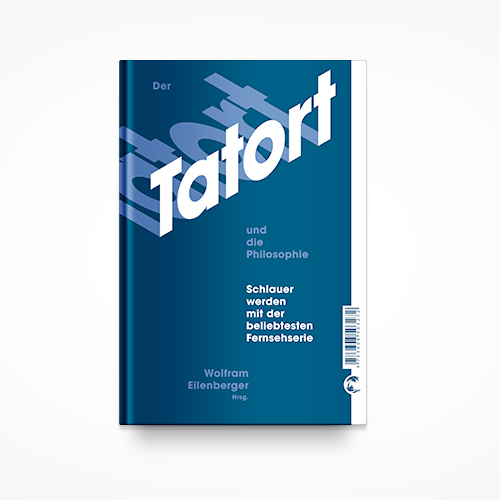 """Der Tatort und die Philosophie. Schlauer werden mit der beliebtesten Fernsehserie""  (Tropen 2014) offers a collection of essays of German intellectuals that reflect, resourcefully and accessibly, upon the TV cult series ""Tatort""   INFO"