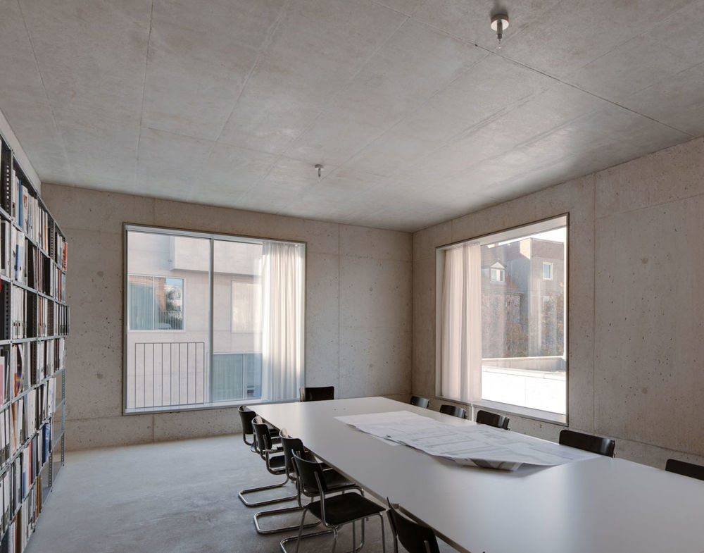 David Chipperfield Architects' office in Berlin