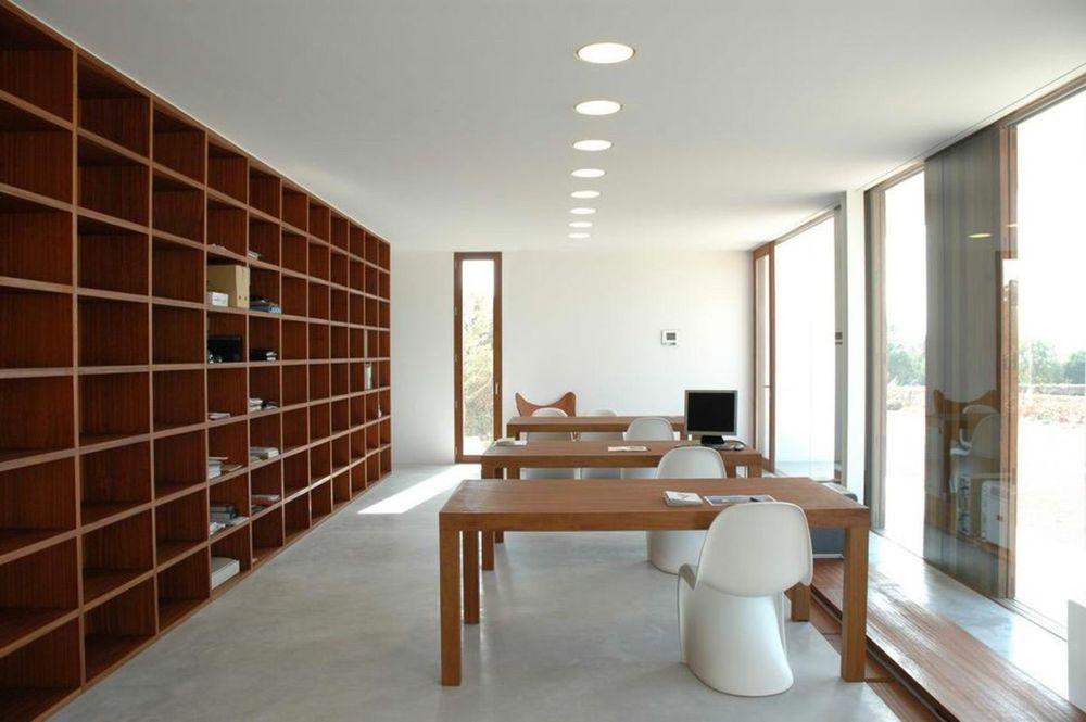 Estudio de Arquitectura + Vivienda Mínima