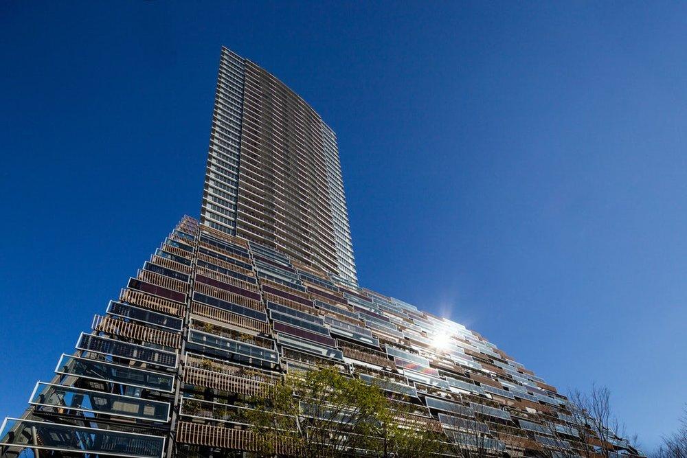 Toshima City Office by Kengo Kuma and Associates, Toshima, Japan