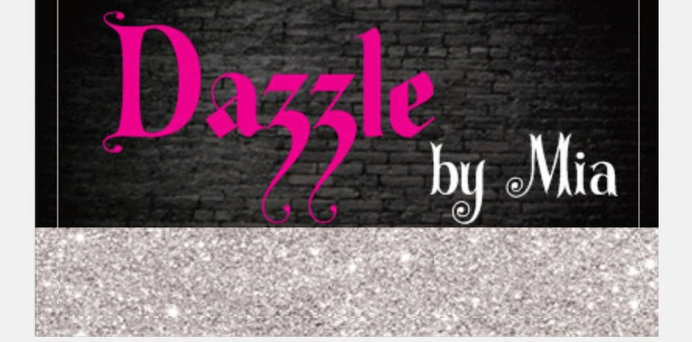 Dazzle by Mia - I am a brand soaking new business, I just started in February. My biz has really taken off and i love everything sparkly so this literally just called my name. I have been doing a lot of custom designs which are my favorite. I love seeing the joy on my customers faces when they have their logo made in bling! But by far my favorite has been making shirts for a good friend to help show support for her husband going through cancer treatment. So that being said, I really enjoy making people happy and seeing them smile. Sparkle and love!!