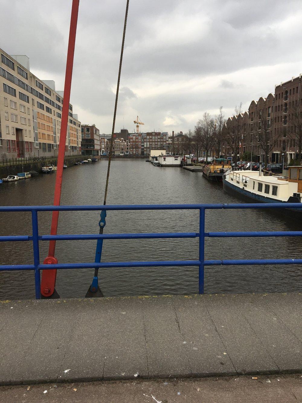 Nieuwe Zijde, Amsterdam