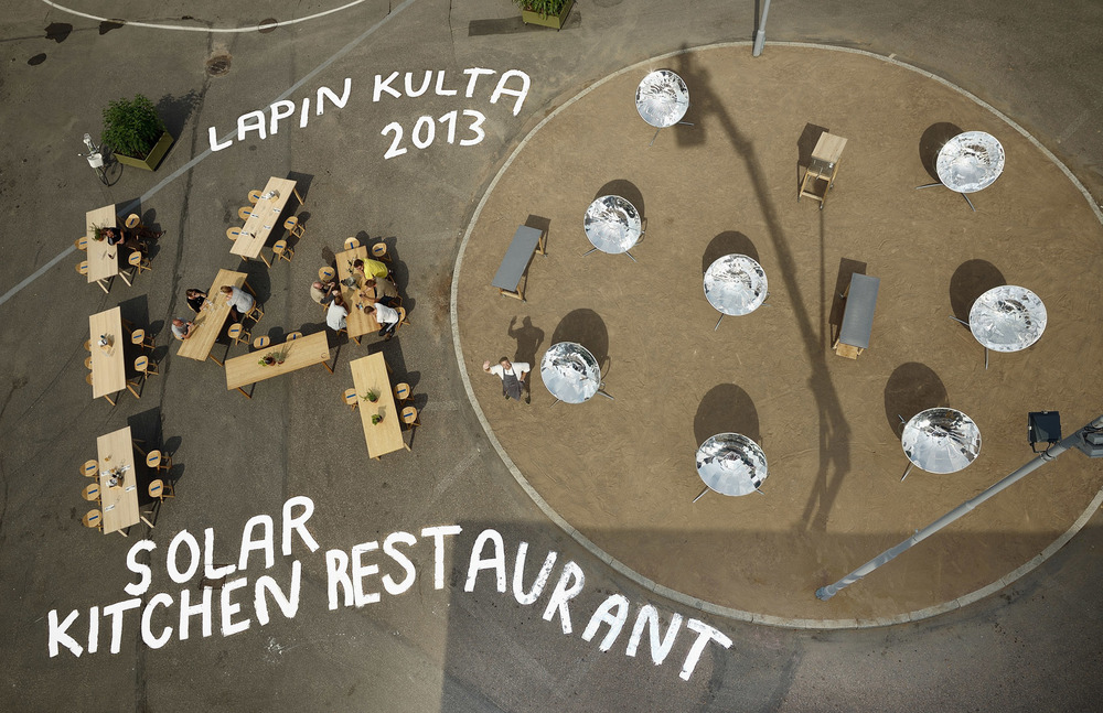 Solar Kitchen Restaurant 2013