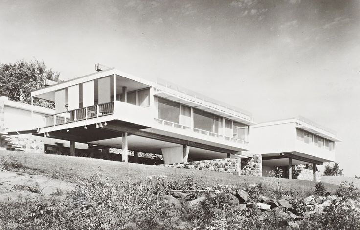 Marcel Breuer, Starkey House (Alworth House)