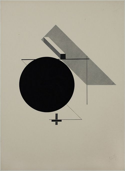 El Lissitzky Untitled from Proun 1919-23.jpg
