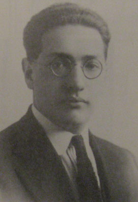 1921 high school photo of Mark Rothko (courtesy Multnomah County Library, via PORT.jpg