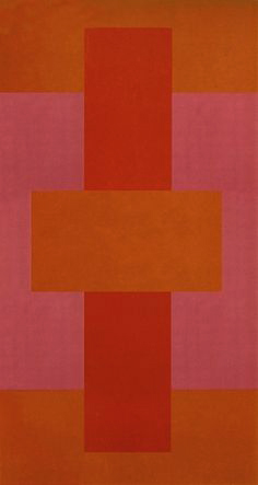Ad Reinhardt-Red abstract-1952.jpg