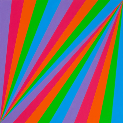 Max Bill, rhythmus in fünf farben [ritmo en cinco colores], 1985.jpg