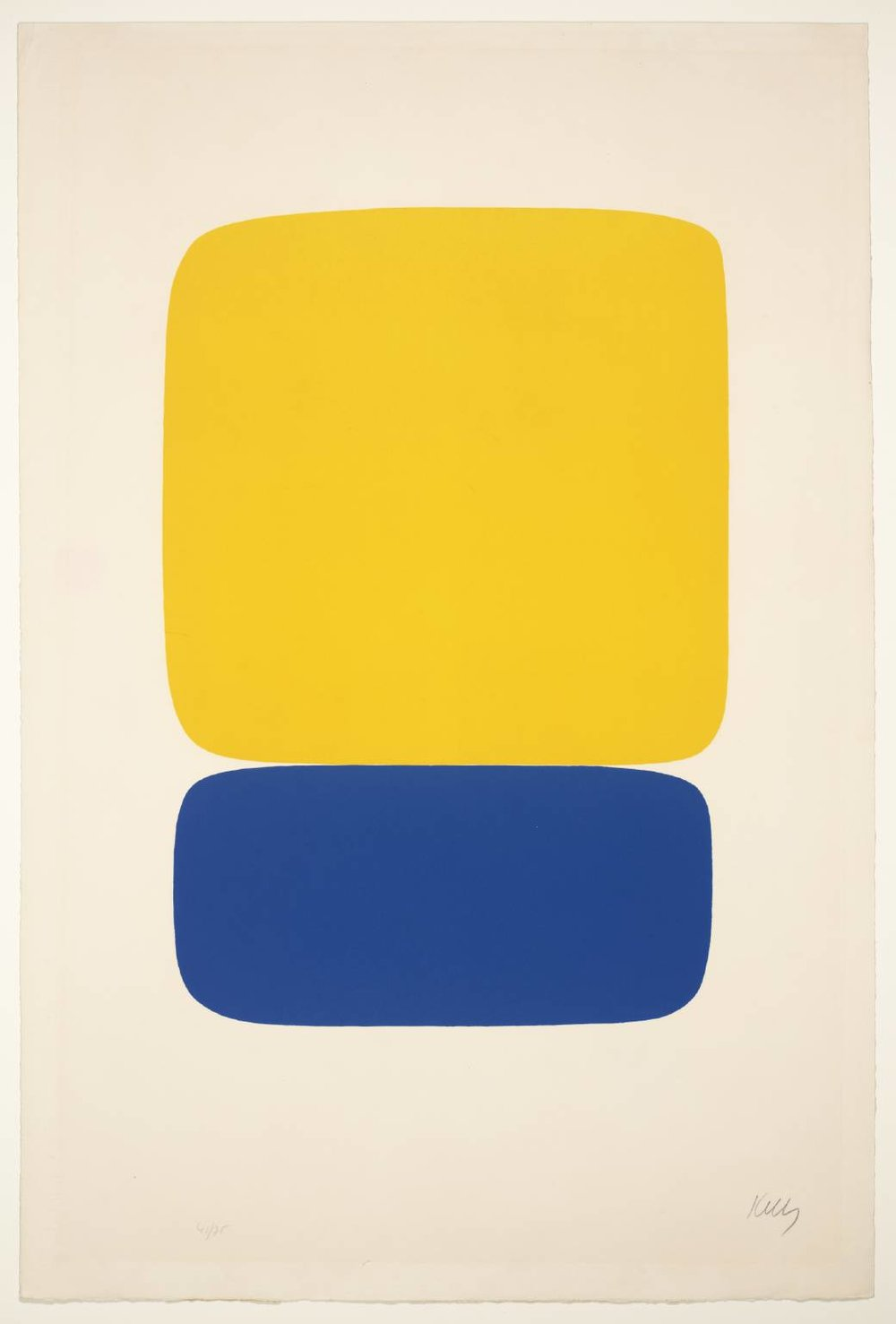 Ellsworth Kelly, 'Yellow over Dark Blue' 1964–5.jpg