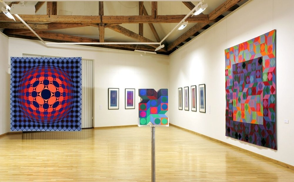 Victor Vasarely Exhibition1.jpg