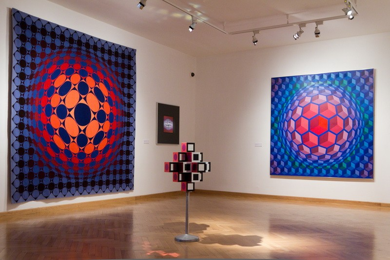 Victor Vasarely Exhibition2.jpg