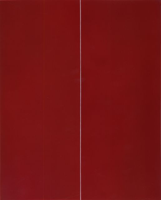 Barnett Newman, 'Be I,' 1949, The Menil Collection.jpg