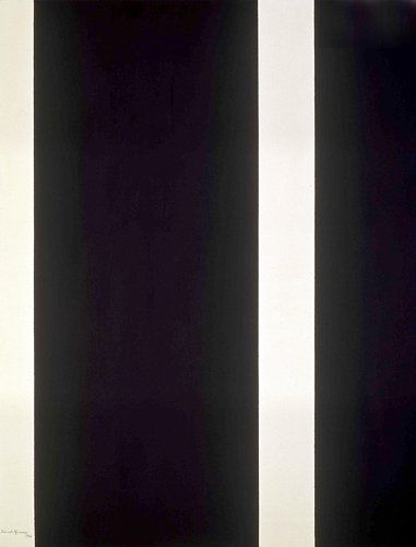 Thirteenth Station by Barnett Newman, 1966.jpg
