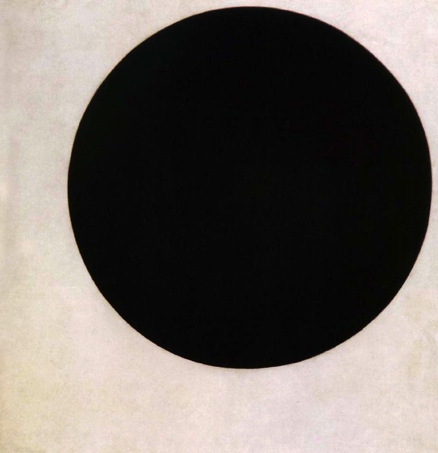 Kazimir Malevich-1923 Oil on canvas 106.5x106.5cm.jpg