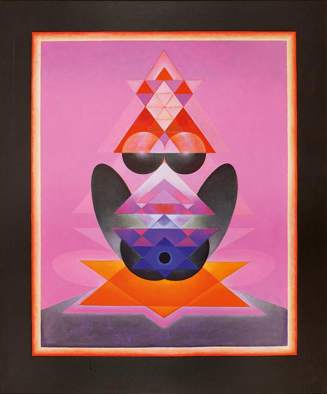 SANTOSH-Untitled, 1981, oil on canvas.jpg