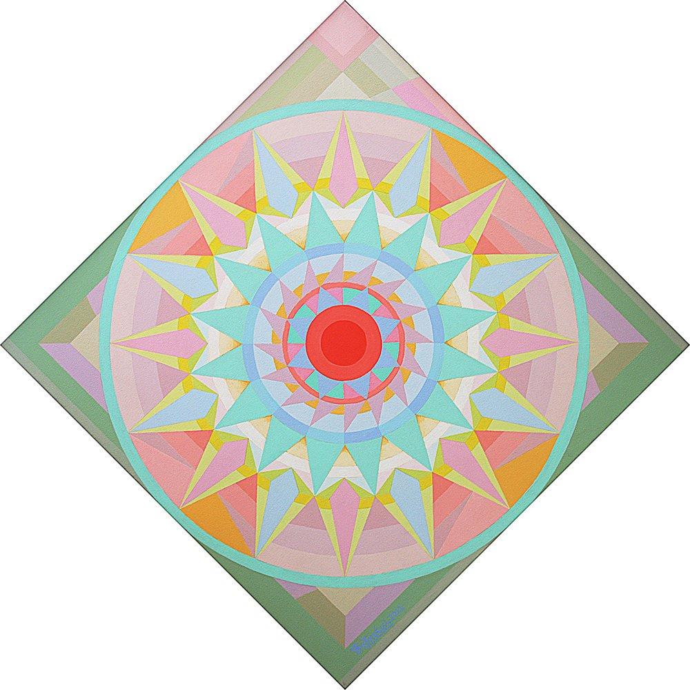OM PRAKASH-Joy-Mandala-II-44X44-2012-kB.jpg