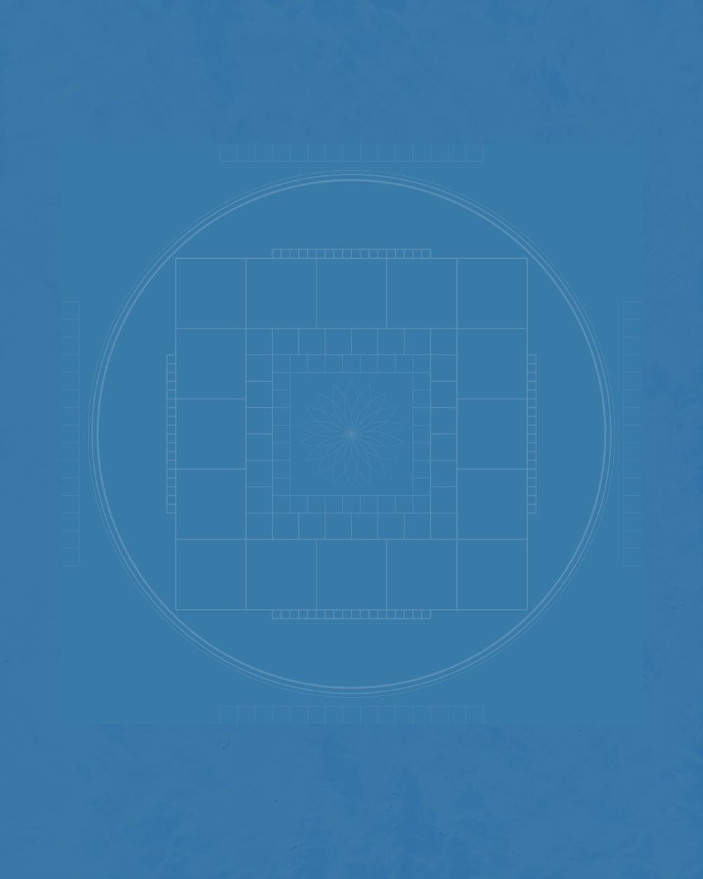 Laszlo Otto – Yantra-origo-metrum –Computer Graphics, 2016-18