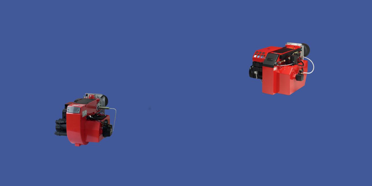 Industrial Pressure Jet Burner — Thanet Heating Co Ltd