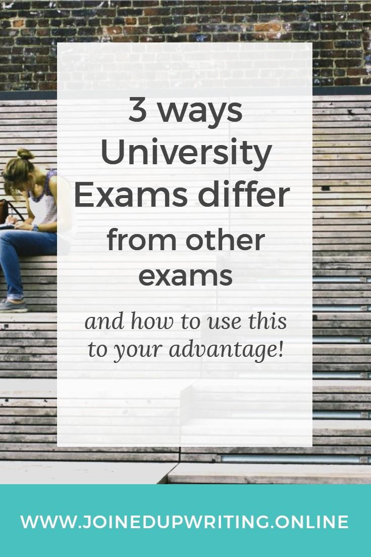 3-ways-university-exams-are-different