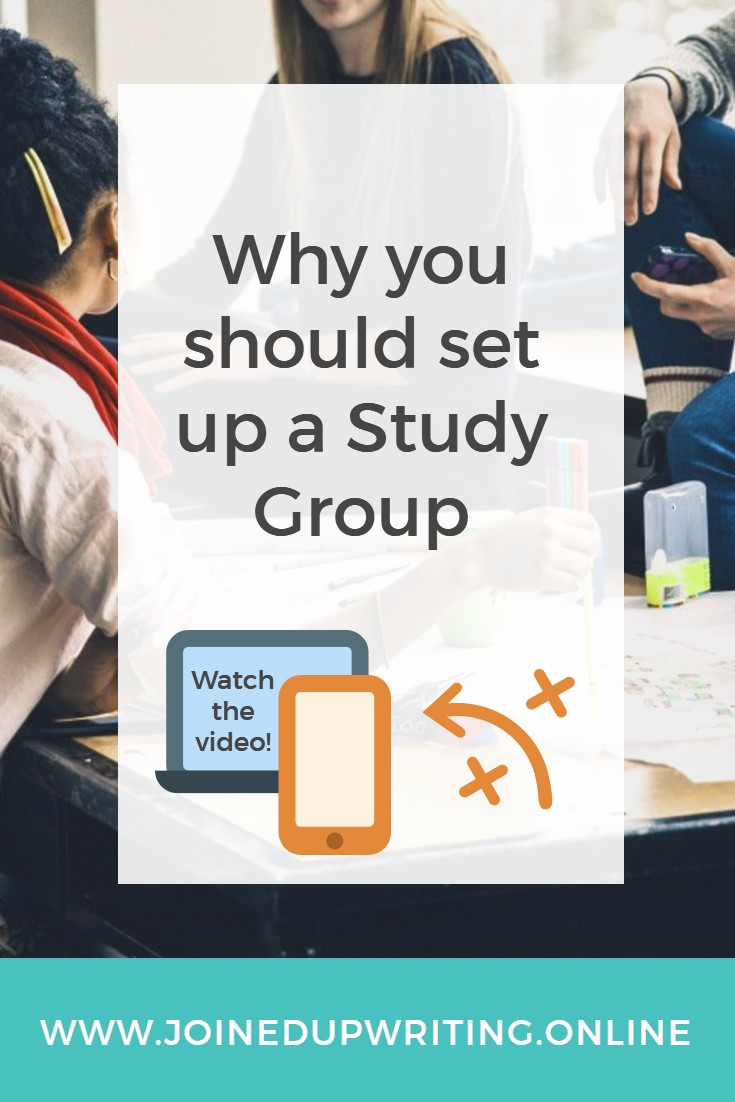 Why you should set up a study group
