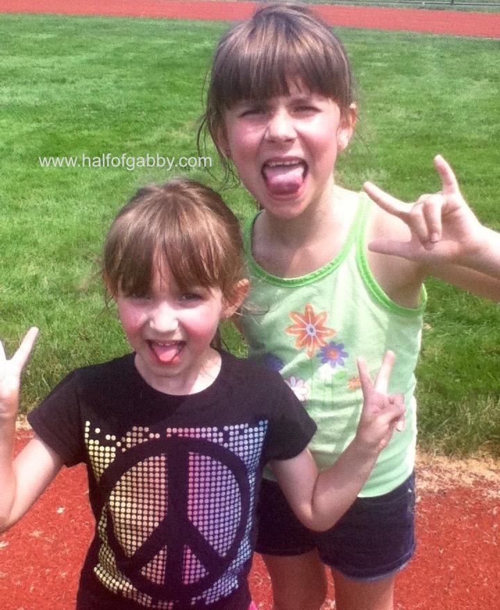 My little rockstars.