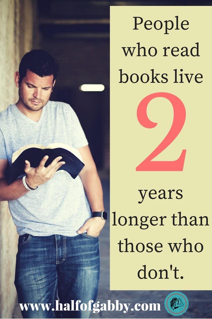 Live longer, get smarter.