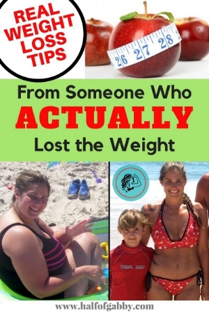 Real Weight Loss Tips