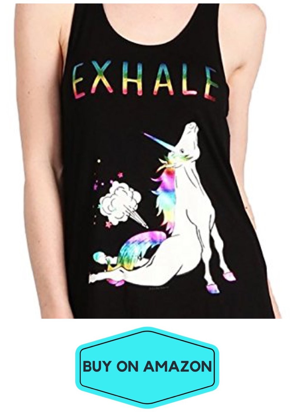 Unicorn Exhale Tank