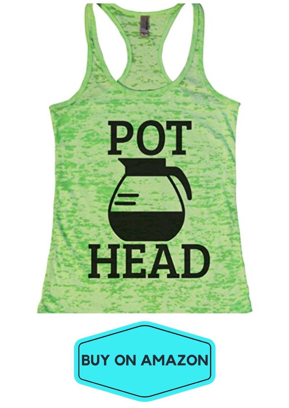 Pot Head Tank