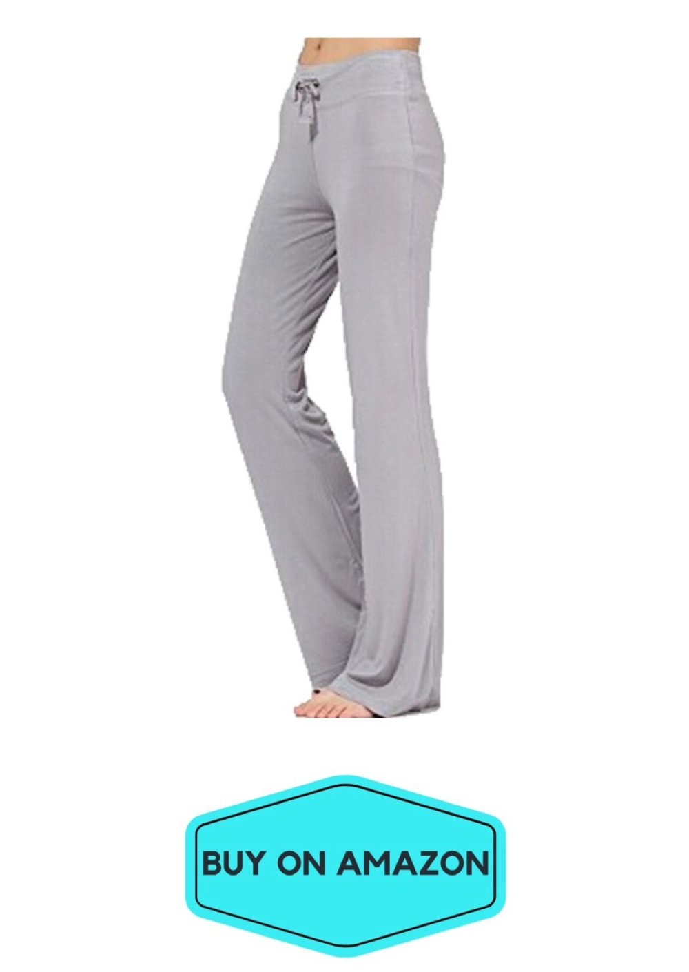 Loose Yoga Trouser Pants