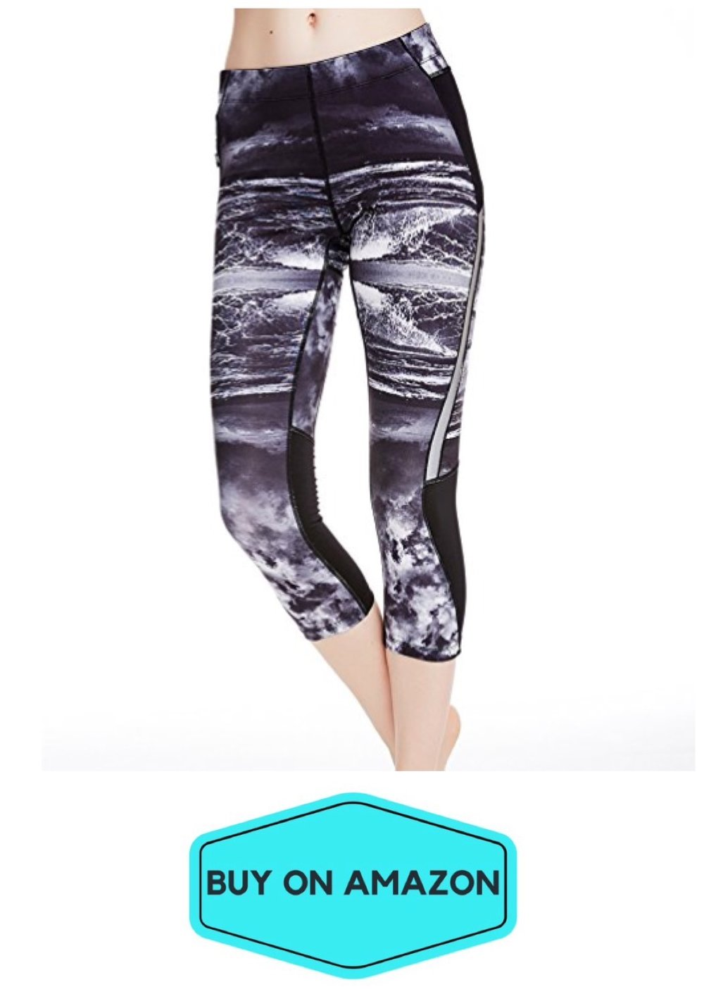 Storm Capri Leggings