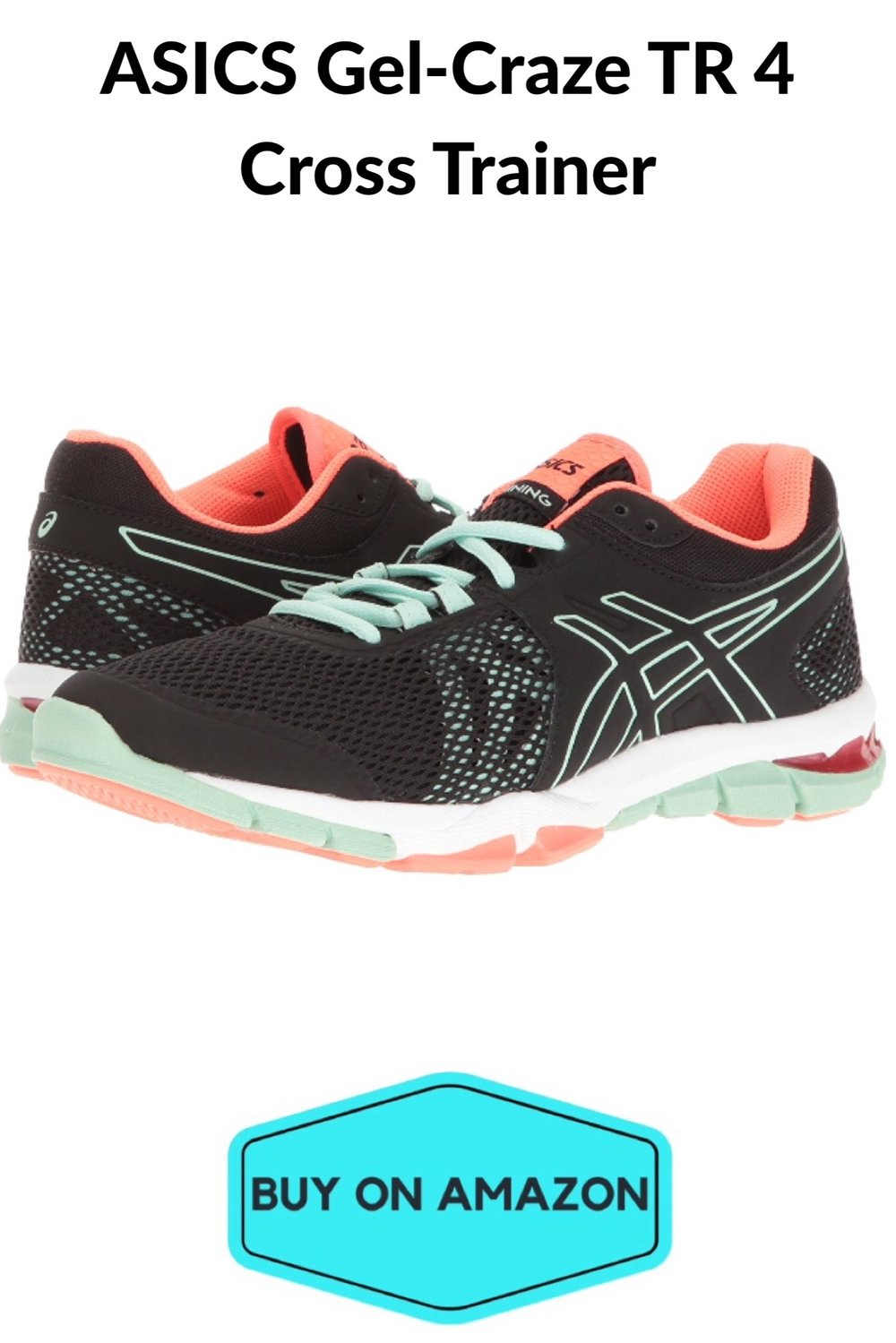 ASICS Gel-Craze TR 4 Women's Cross Trainer