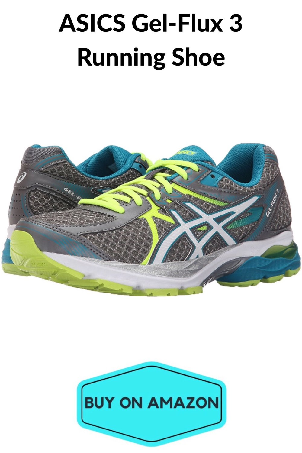 ASICS Gel-Flux 3 Women's Running Shoe