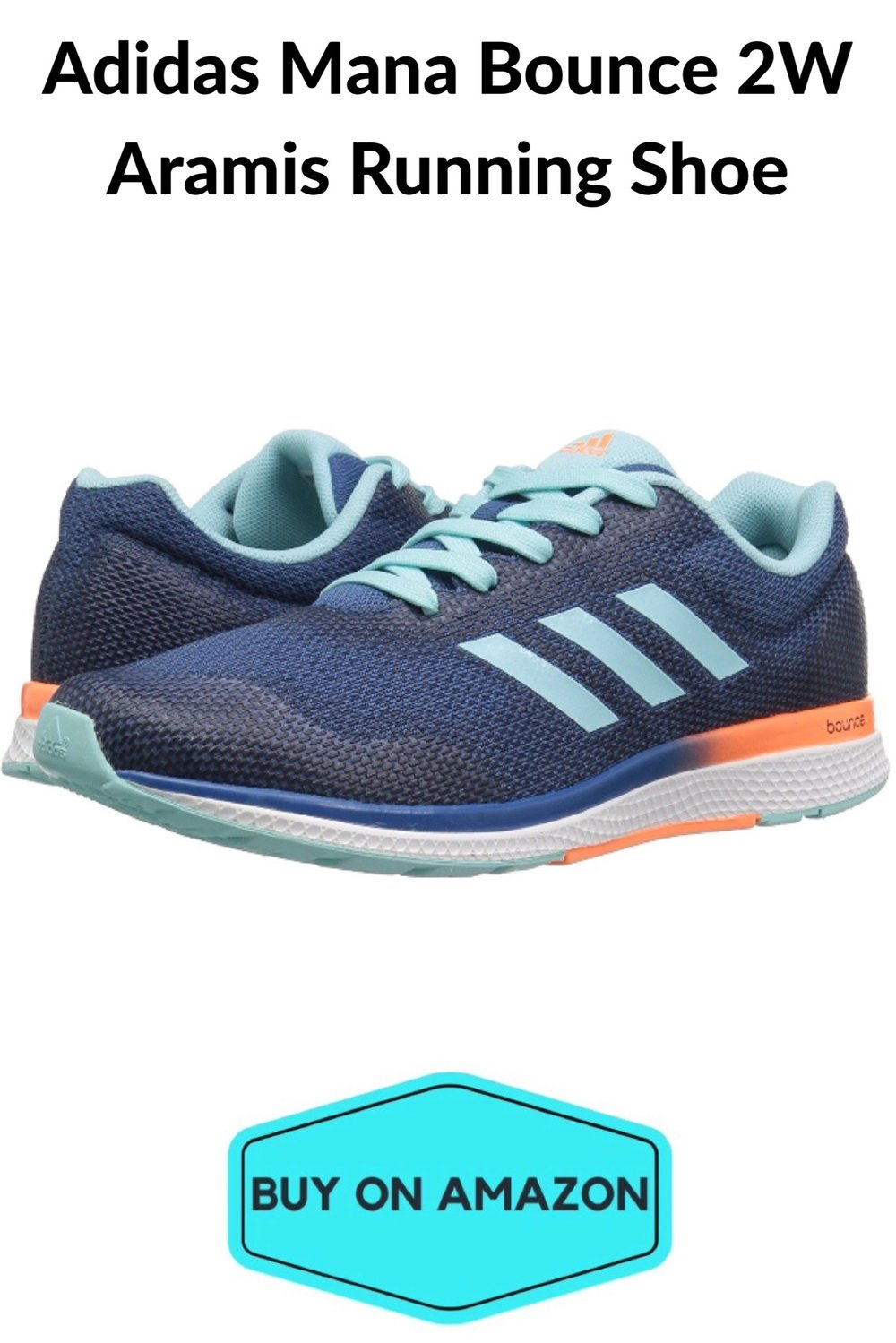 Adidas Mana Bounce 2W Aramis Women's Running Shoe