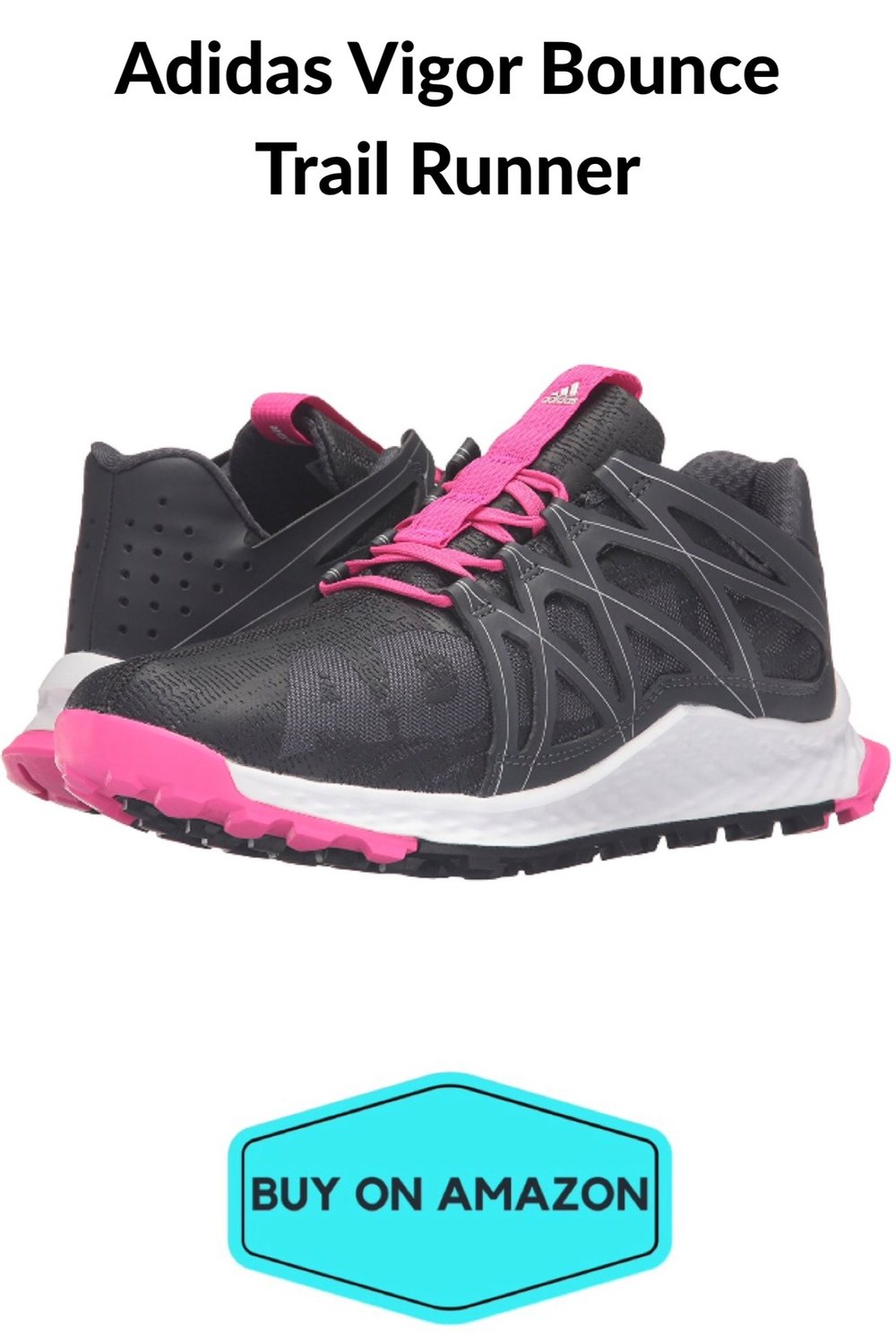 Adidas Vigor Bounce Women's Trail Runner