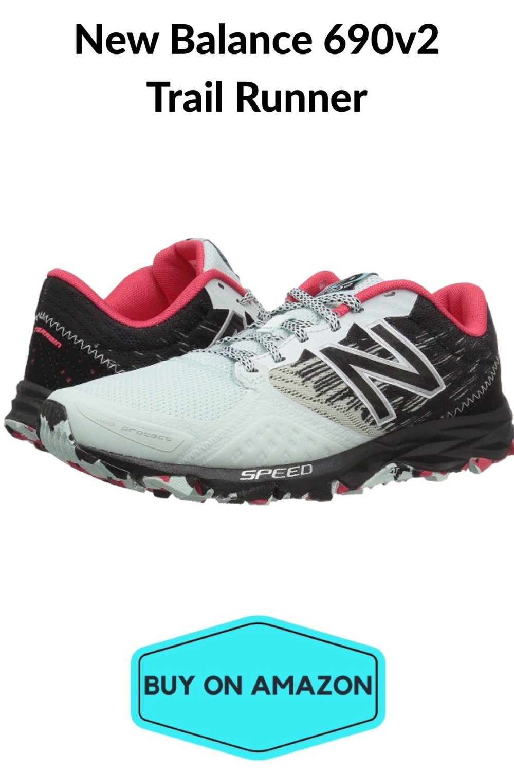 New Balance 690v2 Women's Trail Runner