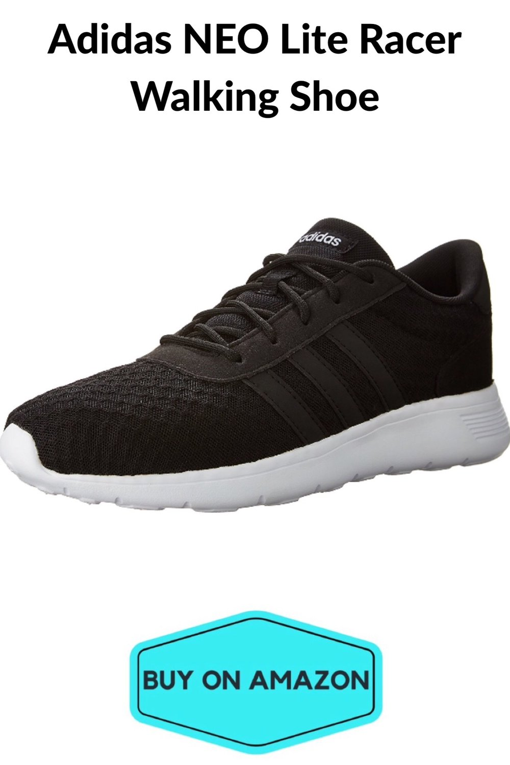 Adidas NEO Lite Racer Women's Walking Shoe