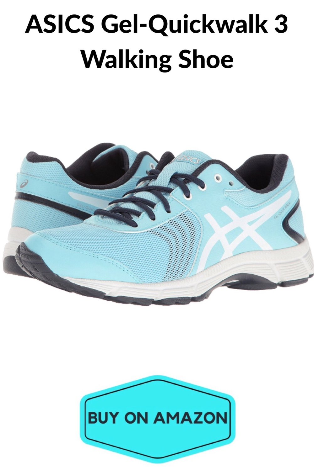 ASICS Gel-Quickwalk 3 Women's Walking Shoe