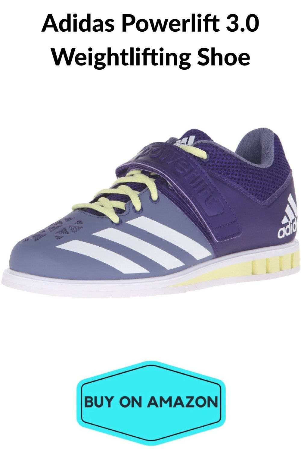 Adidas Powerlift 3.0 Women's Weightlifting Shoe