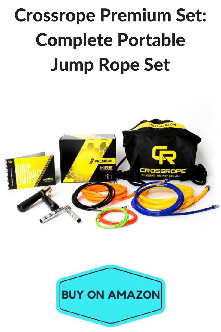 Crossrope Premium Jump Rope Set
