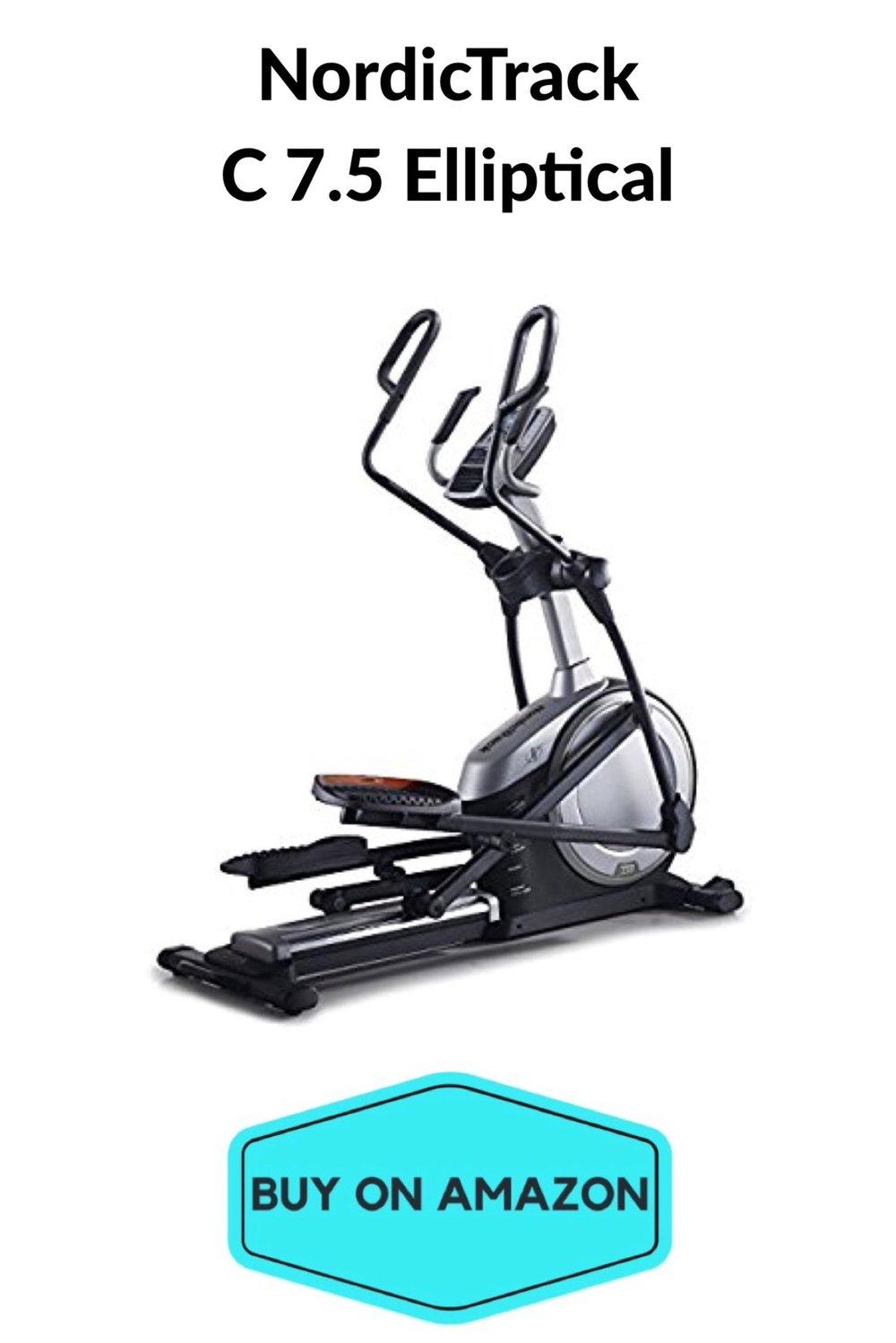 NordicTrack C 7.5 Elliptical Trainer