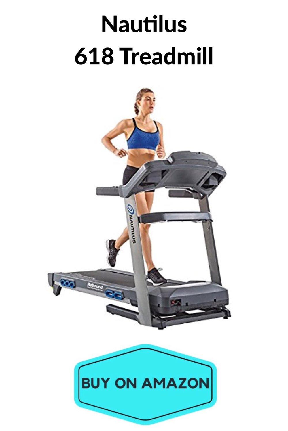 Nautilus 618 Treadmill