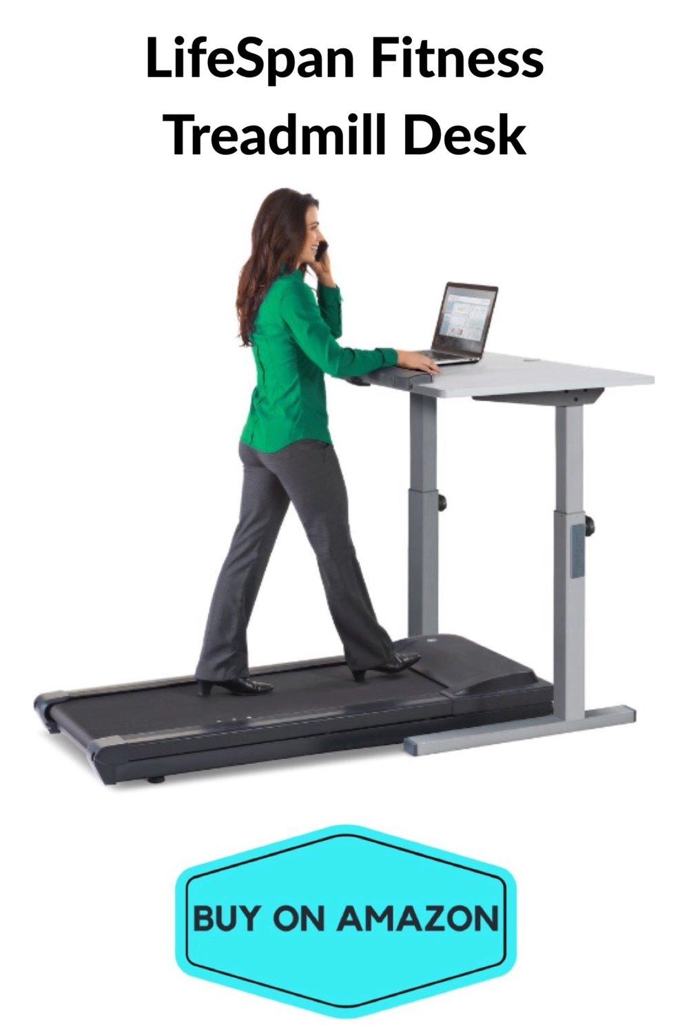 LifeSpan Fitness Treadmill Desk