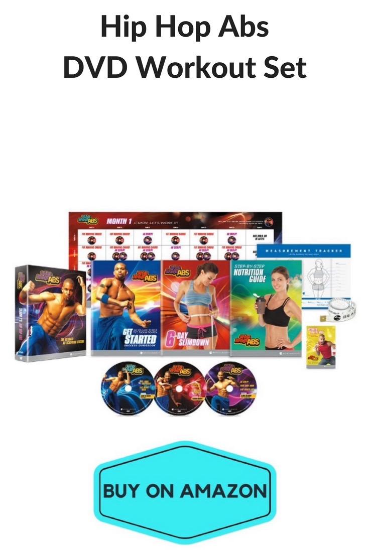 Hip Hop Abs DVD Workout Set