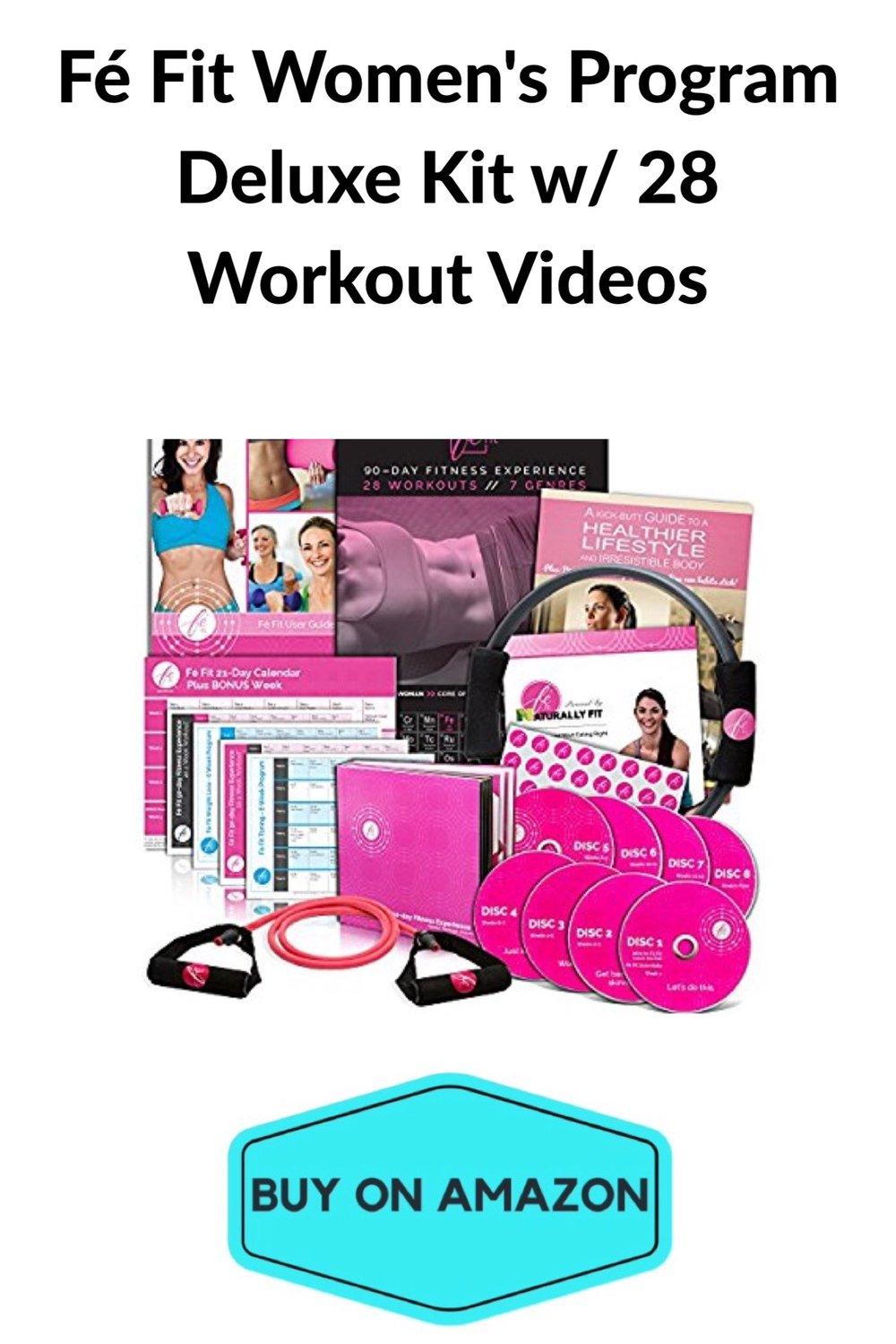 Fé Fit Women's Workout Program