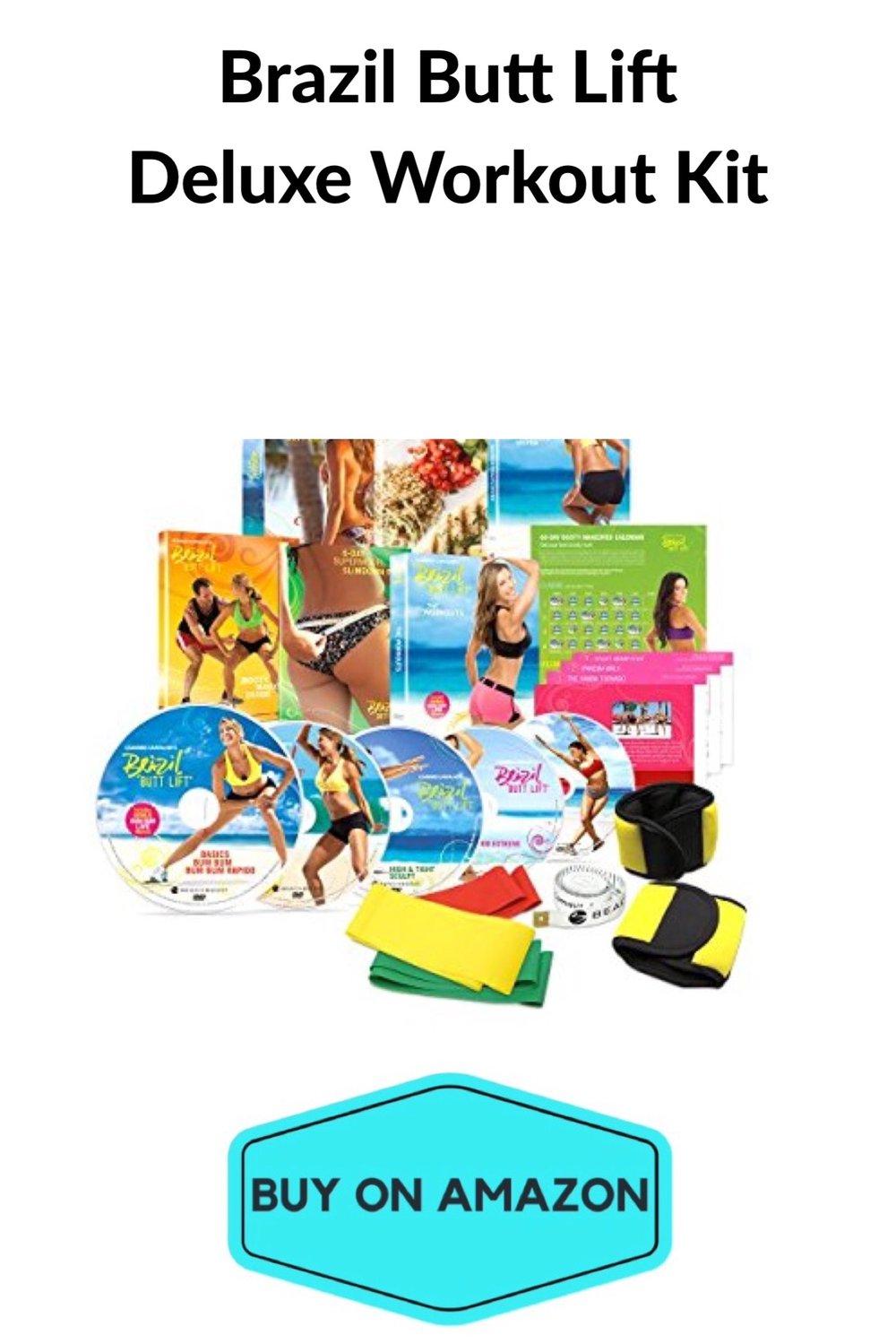 Brazil Butt Lift Deluxe Workout Kit