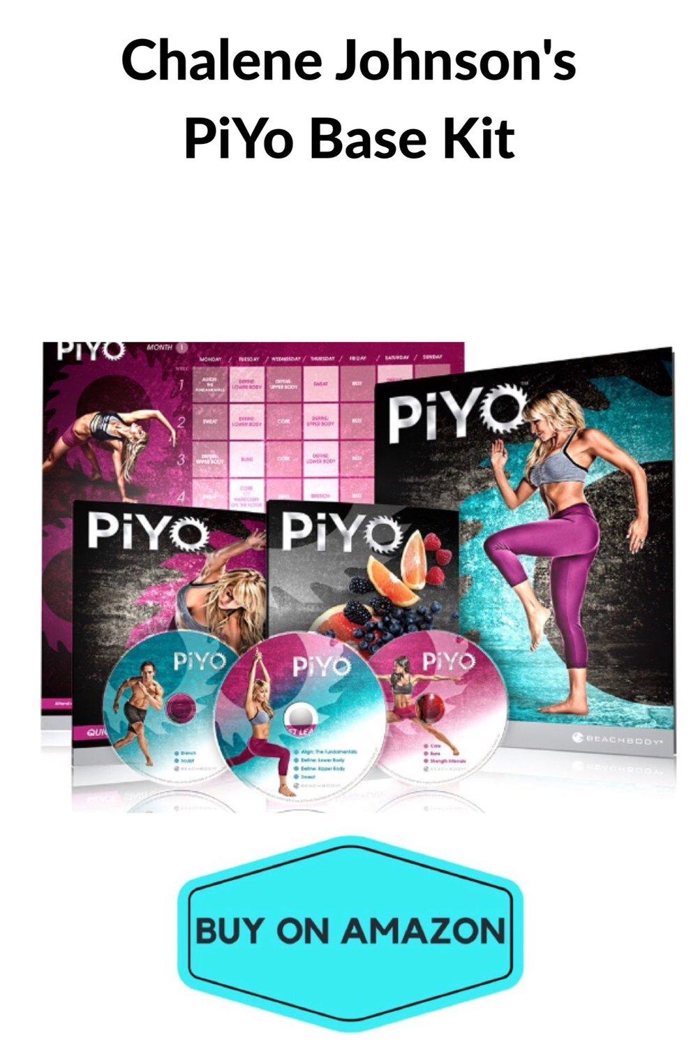 Chalene Johnson's PiYo Base Kit