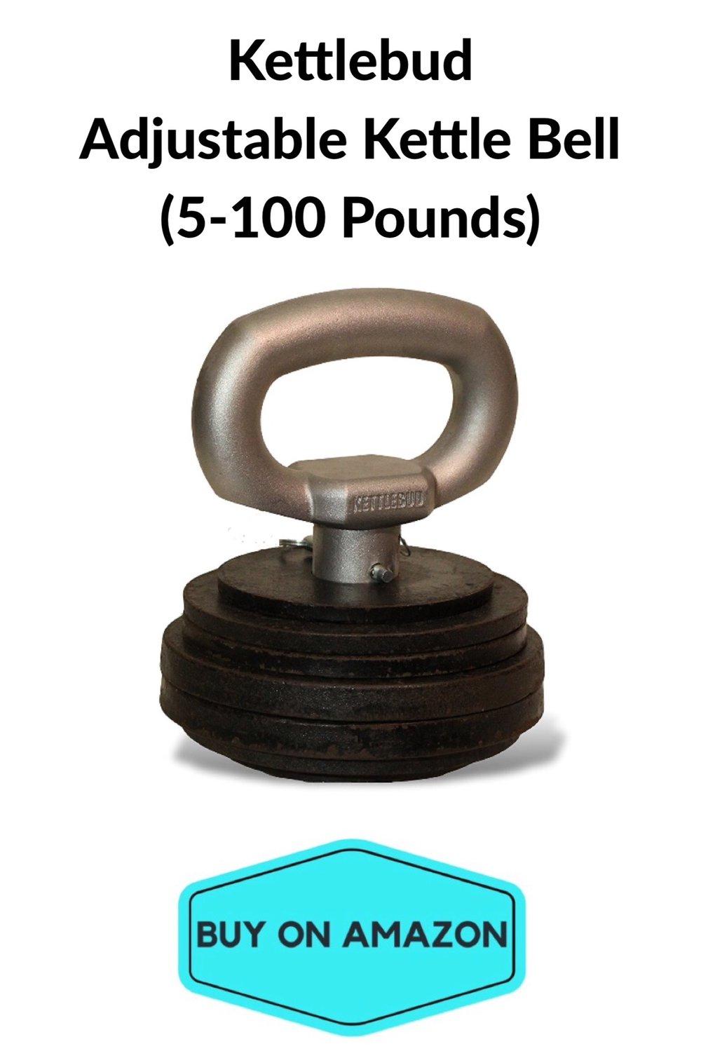 Kettlebud Adjustable Kettle Bell