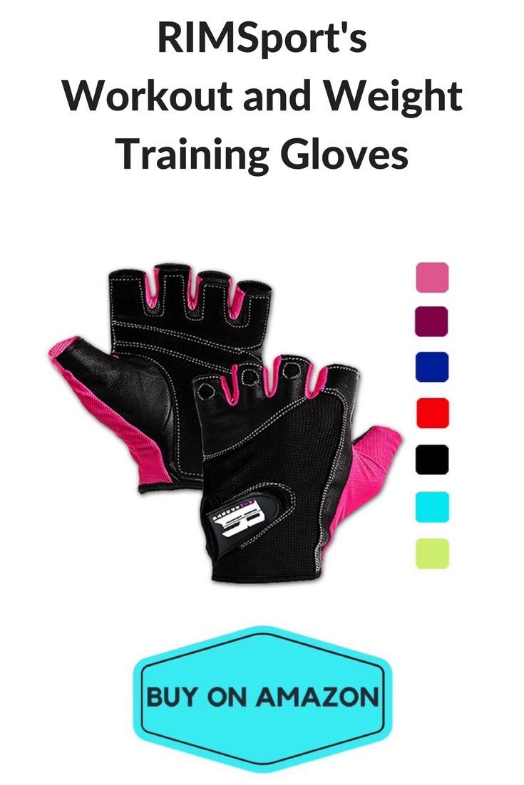 RIMSport Workout & Weight Training Gloves