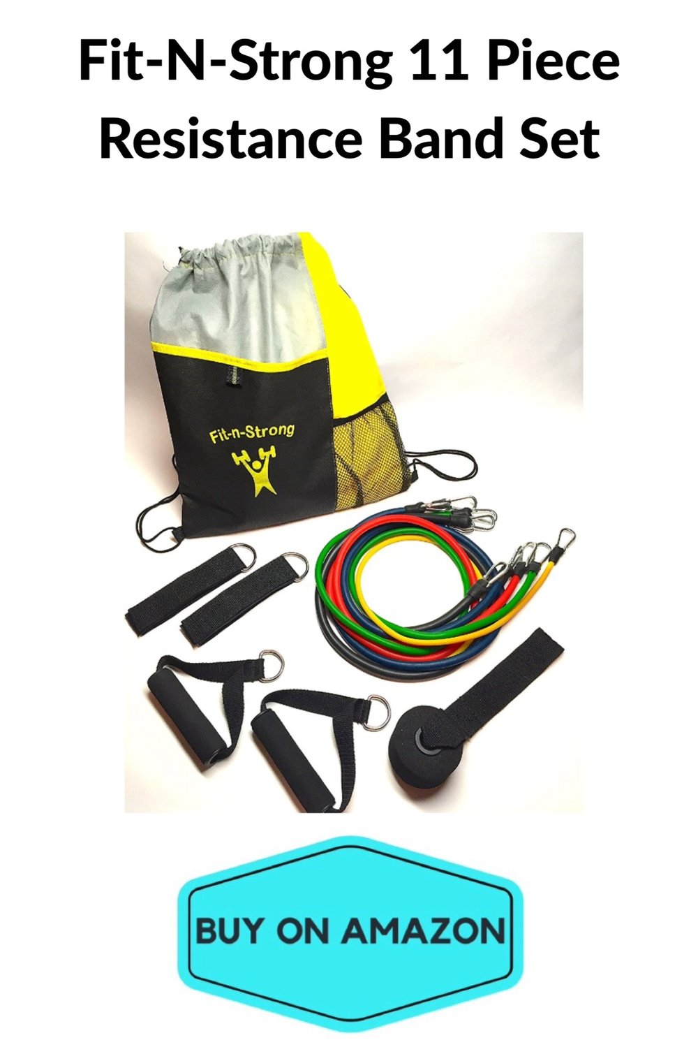Fit-N-Strong Resistance Band Set